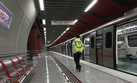 Απεργία στο Μετρό την Τρίτη: Δείτε ποιες ώρες θα ακινητοποιηθούν οι συρμοί