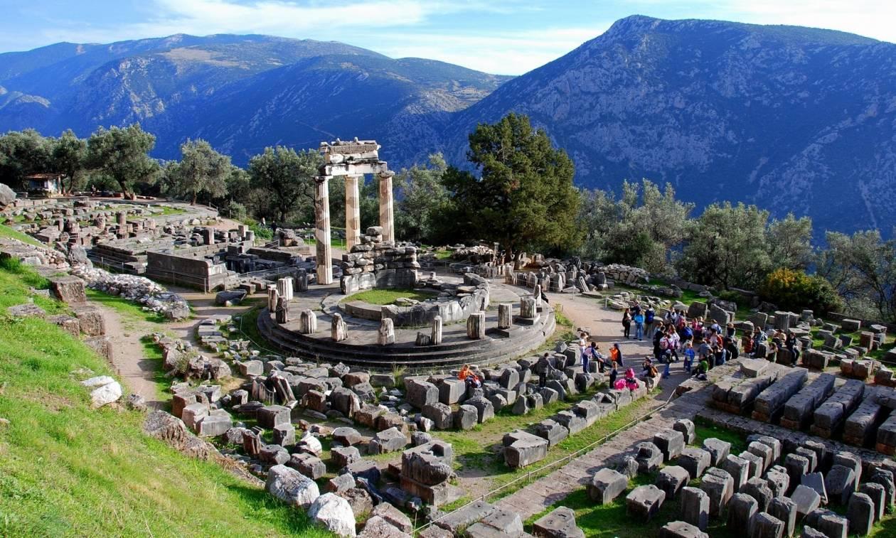 Ανοιχτός και τις Τρίτες ο αρχαιολογικός χώρος των Δελφών ...