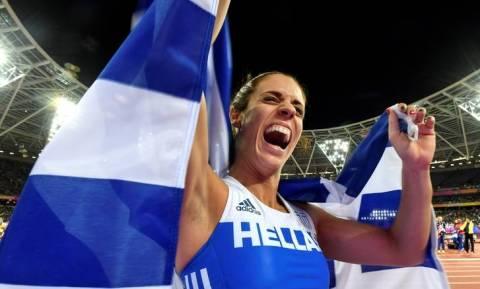 Τον τίτλο της καλύτερης αθλήτριας στον κόσμο για το 2017 διεκδικεί η Κατερίνα Στεφανίδη