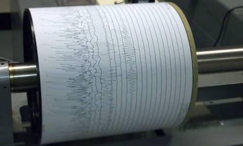 Ισχυρός σεισμός ανατολικά της Ρόδου