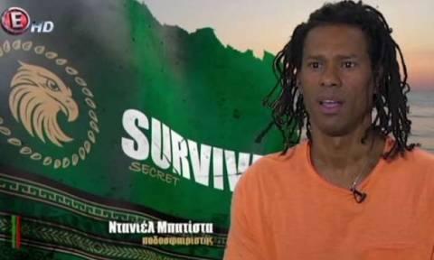ΣΟΚ στο Survival Secret: Εσπευσμένα στην καρδιολογική κλινική ο Ντανιέλ Μπατίστα