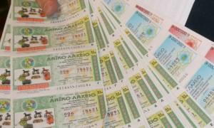 Κέρδη άνω των 6,4 εκατομμυρίων ευρώ μοίρασε το Λαϊκό Λαχείο τον Οκτώβριο
