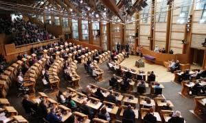 Εκκενώθηκε το κοινοβούλιο της Σκωτίας - Βρέθηκε ύποπτη λευκή σκόνη
