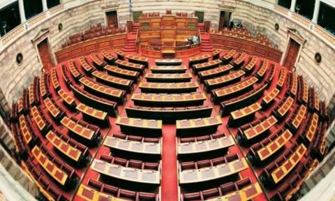 Συναγερμός για ύποπτο δέμα στη Βουλή