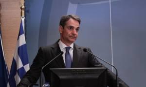 Μητσοτάκης: Καταθέτουμε άμεσα τροπολογία για την κατάργηση του Νόμου Παρασκευόπουλου