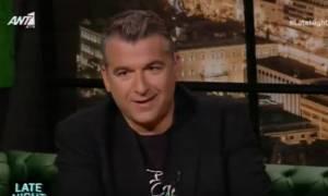 Γιώργος Λιάγκας: Το σχόλιο για τον χωρισμό του και το τρίτο στεφάνι, που θα συζητηθεί