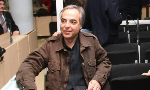 November 17 terrorist Dimitris Koufodinas receives his first two-day furlough from Korydallos