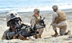 На Крите начинаются военные учения при участии Греции, США и Германии