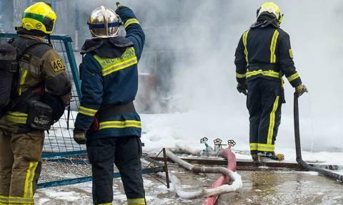 В Ижевске из-за взрыва газа частично обрушился девятиэтажный жилой дом
