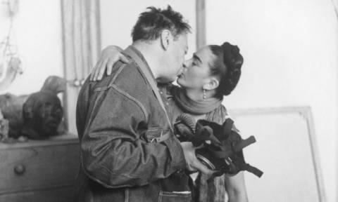 Φρίντα Κάλο – Ντιέγκο Ριβέρα: «Εικαστική του Έρωτα»