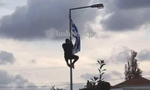 Κρήτη: Μαθητής πήρε αποβολή γιατί ύψωσε την ελληνική στο σχολείο του!