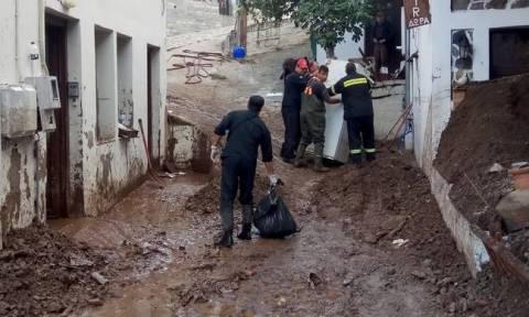 Νέα οικονομική βοήθεια 200.000 ευρώ στους δήμους Σαμοθράκης και Ωρωπού για τις θεομηνίες