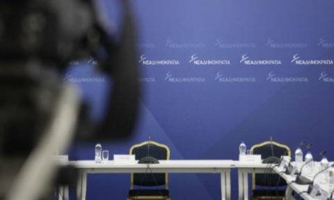 LIVE: Έκτακτη συνέντευξη Τύπου της Νέας Δημοκρατίας