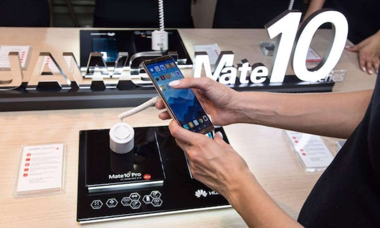 Επίσημη παρουσίαση των Huawei Mate 10 Pro   Huawei Mate 10 lite ... 6684d0d113a