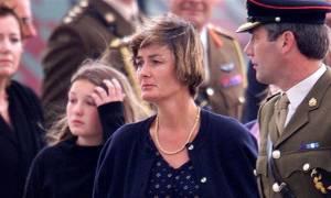 Χήρα Σόντερς: Αισθάνομαι αποτροπιασμό για την άδεια στον Κουφοντίνα