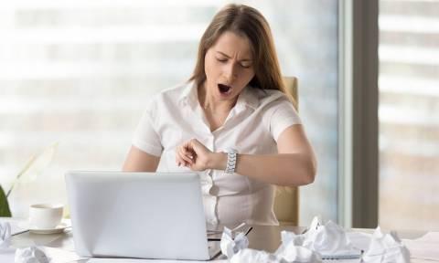 Ένα απλό tip για να νιώθεις λιγότερη κούραση μετά τη δουλειά