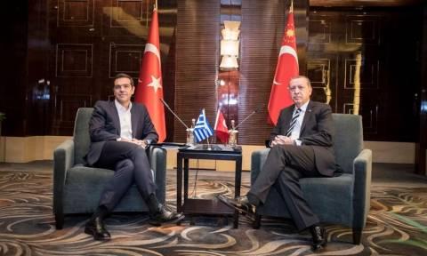 Στον «αέρα» η… επίσκεψη Ερντογάν στην Αθήνα!