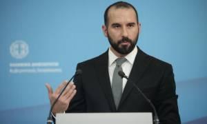 Τζανακόπουλος: Μέχρι το τέλος του έτους η χώρα θα «τρέχει» με ανάπτυξη 2%