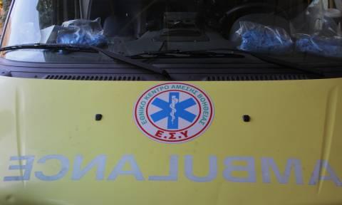Βουτιά θανάτου στο Ηράκλειο: Δύο νεκροί σε τροχαίο δυστύχημα