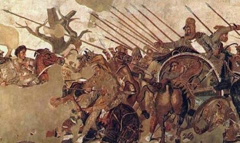Σαν σήμερα το 333 π.Χ. ο Μέγας Αλέξανδρος συντρίβει τους Πέρσες στην Ισσό