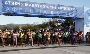 35ος Μαραθώνιος Αθήνας: Απροσπέλαστο το κέντρο - Ποιοι δρόμοι θα κλείσουν την Κυριακή (12/11)