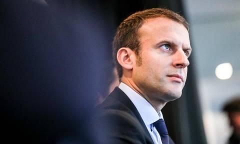 Έκκληση Μακρόν για σεβασμό της «εθνικής κυριαρχίας» του Λιβάνου