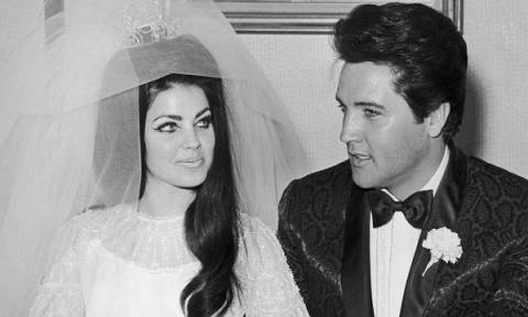 Στο «σφυρί», 45 χρόνια μετά, τα χαρτιά του διαζυγίου του Elvis και της Priscilla Presley