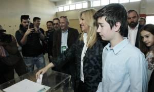 Εκλογές Κεντροαριστερά – Γεννηματά: Ψήφος σημαίνει αντίσταση στον κατήφορο της κυβέρνησης (pics)