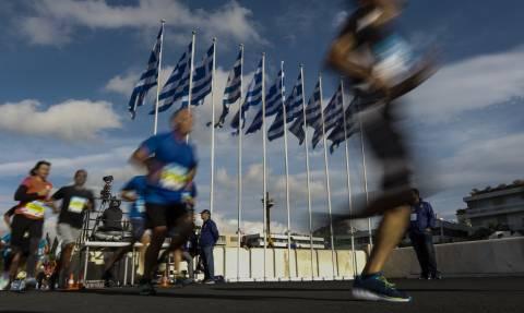 Μαραθώνιος Αθήνας LIVE 2017: Ο Σάμουελ Καλαλέι ο μεγάλος νικητής