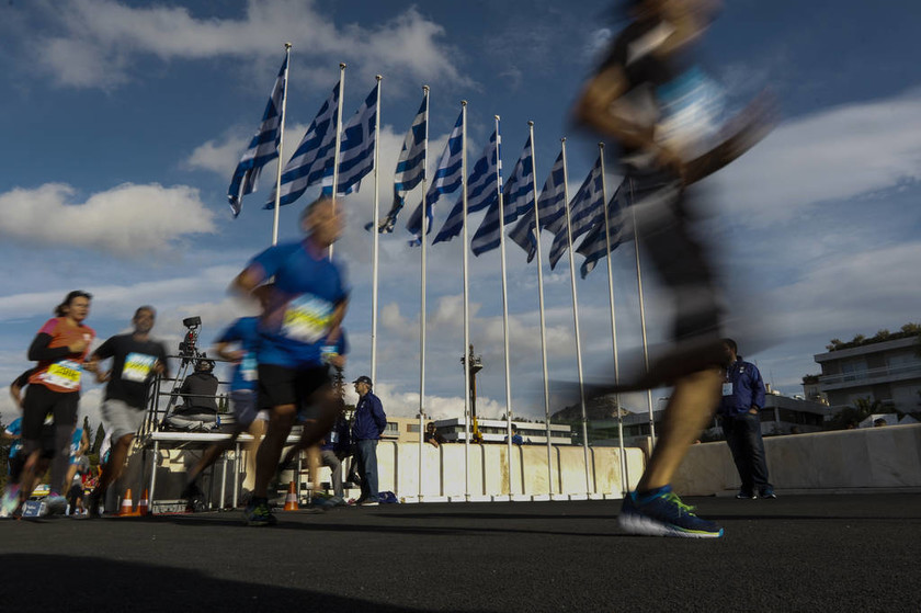 Αυθεντικός Μαραθώνιος 2017: Νικητής ο Καλαλέι - Πρωταθλητής Ελλάδας ο Γκελαούζος