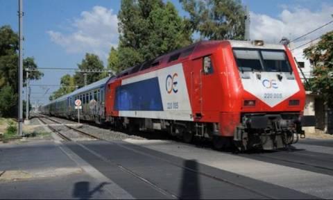 Τρένο παρέσυρε και σκότωσε άνδρα στα Διαβατά Θεσσαλονίκης