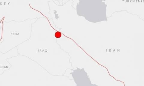 Ισχυρός σεισμός 7,2 Ρίχτερ κοντά στα σύνορα Ιράκ - Ιράν