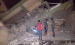 Σεισμός Ιράκ: Κατέρρευσαν σπίτια - Αυξάνεται συνεχώς ο αριθμός των νεκρών (pics+vid)