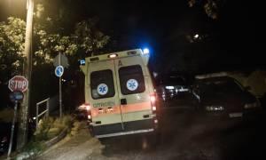 Τροχαίο δυστύχημα με παράσυρση πεζού στα Σαγέικα Αχαΐας