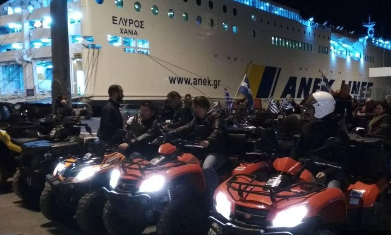 Ηράκλειο: Απόβαση με… γουρούνες στην Αθήνα για να διαμαρτυρηθούν για το νέο ΚΟΚ