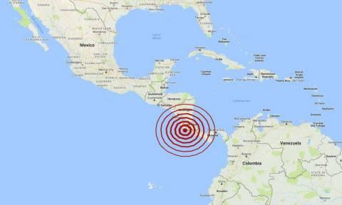 Σεισμός 6,7 Ρίχτερ στην Κόστα Ρίκα (pics)