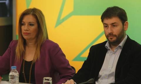 Αποτελέσματα εκλογών Κεντροαριστεράς: «Μονομαχία» Φώφης Γεννηματά - Νίκου Ανδρουλάκη στο β' γύρο