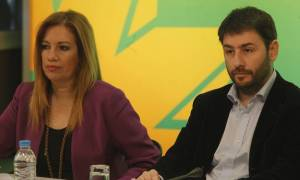 Gennimata maintains lead in centre-left coalition, goes to round two on Nov. 19