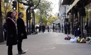 Γαλλία: Δύο χρόνια μετά τη σφαγή - Το Παρίσι θυμάται και τιμά τους νεκρούς