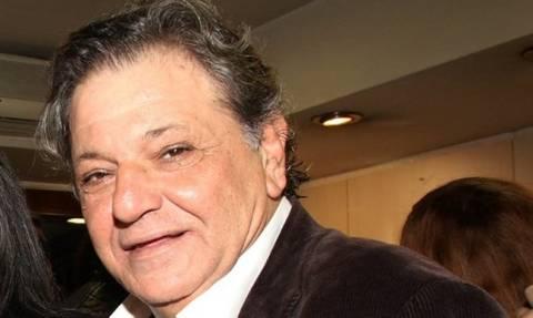 Γιώργος Παρτσαλάκης: Αυτός είναι ο λόγος που δεν βλέπει τον εαυτό του στην τηλεόραση