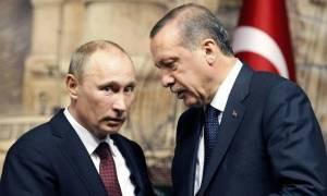 Τετ α τετ Πούτιν-Ερντογάν: «Οι σχέσεις της Ρωσίας με την Τουρκία έχουν αποκατασταθεί πλήρως»