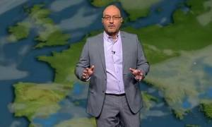 Καιρός - Η προειδοποίηση του Σάκη Αρναούτογλου: «Θα πέσει πολύ νερό τις επόμενες μέρες» (vid)