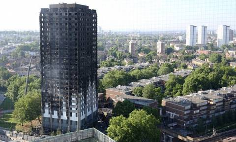 Βρετανία: Πύργος Γκρένφελ - Η τραγωδία συνεχίζεται για δεκάδες άστεγες οικογένειες