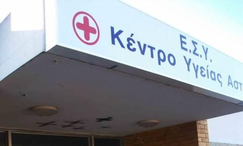 Παραδίδεται το κτήριο για το Κέντρο Υγείας Αστικού Τύπου στα Χανιά