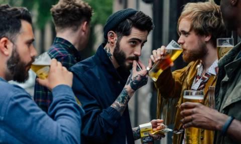 Έρευνα: Όσο πιο πολλές μπίρες πίνεις, τόσο πιο ευτυχισμένος γίνεσαι!