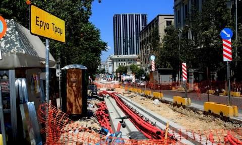Βουτσινάς: Απαίτηση όλων η άμεση ολοκλήρωση των έργων για το τραμ στον Πειραιά