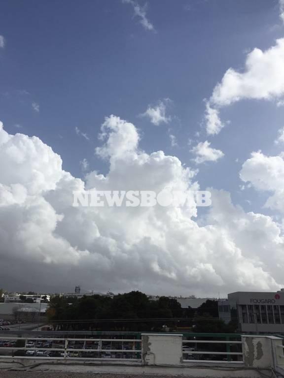 Πλημμύρες Νέα Πέραμος - Μάνδρα: Έρχεται νέο κύμα σφοδρής κακοκαιρίας (photos)