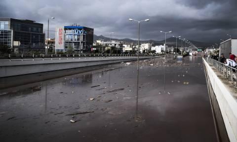 Ανείπωτη τραγωδία: Τέσσερις νεκροί από τη θεομηνία που έπληξε την Δυτική Αττική