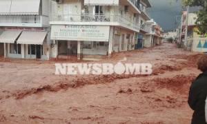 Ανείπωτη τραγωδία: Η Δυτική Αττική μετρά τους νεκρούς της από τις πλημμύρες