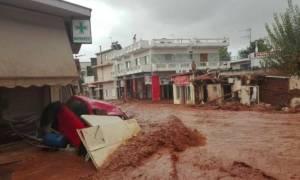 Κακοκαιρία: Αυτός είναι ο λόγος που πλημμύρισε η Δυτική Αττική
